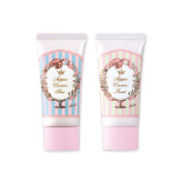 可乐美(Club)素颜保湿护肤霜30g (日本进口 无需卸妆 隐形毛孔 保湿润肤 隔离遮瑕)