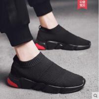 男鞋韩版男士休闲鞋懒人一脚蹬帆布板鞋袜子鞋潮鞋老北京布鞋网红同款时尚户外新品