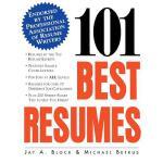 【预订】101 Best Resumes: Endorsed by the Professional Associat