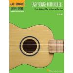 【预订】Easy Songs for Ukulele: Hal Leonard Ukulele Method 9781
