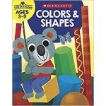 【预订】Little Skill Seekers: Colors & Shapes 9781338255553