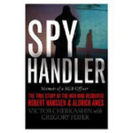 Spy Handler(ISBN=9780465009695) 英文原版