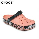 【下单立减120】Crocs洞洞鞋 贝雅卡骆班图案克骆格凉鞋2019新款沙滩鞋 205667 贝雅卡骆班图案克骆格II