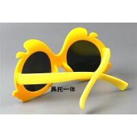 儿童男童个性太阳眼镜 潮女童6岁偏光防紫外线墨镜