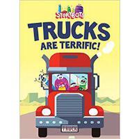 【预订】Trucks Are Terrific! (Storybots) 9781524718251