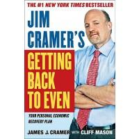 【预订】Jim Cramer's Getting Back to Even 9781439158012