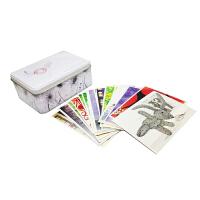 我想送你一盒小卡片:十五年创作精选1998-2005(含64张小卡片+收纳铁盒)