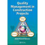 【预订】Quality Management in Construction Projects 97814398387