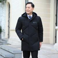 【秋冬新品】高档专柜品牌男士棉衣外套爸爸冬装40 50岁大码棉袄中老年人保暖加厚