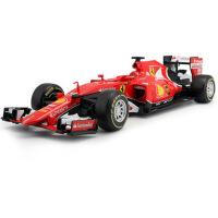 汽车模型仿真合金1:24法拉利车模SF15-T F1方程式赛车
