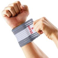 ENPEX乐士护腕2208可调节运动加压护腕 羽毛球篮球乒乓球排球扭伤缠绕护腕 健身举重男女护腕带