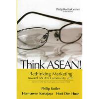 【二手书8成新】亚洲营销反思 Think Asean! Philip Kotler Oversea Publishin