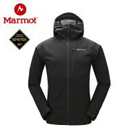 Marmot/土拨鼠秋冬新款户外戈尔防风防泼水耐磨M2男软壳衣