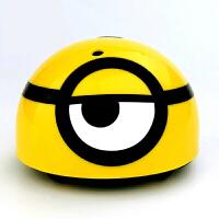 智能暴走小黄人电动机器人男女儿童感应欠揍虫玩具c 官方标配