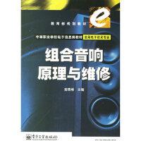 组合音响原理与维修 宋贵林 主编 电子工业出版社 9787505357204