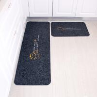 厨房地垫门垫地毯脚垫长条吸水防滑垫子门口地垫进门卧室家用q
