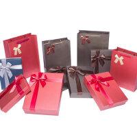 长方形礼品盒 大号礼物包装盒子正方形礼物盒 礼盒包装盒礼品盒子