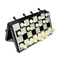 加大号先行者B-9国际象棋 磁性折叠棋盘 磁性国际象棋子+教材