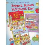 Biggest, Busiest Storybook Ever 斯凯瑞图画故事书精选(精装)ISBN 9780375854835