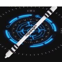 转转笔 转转笔发光转笔E5磨沙防滑转转笔荧光转转笔夜光创意笔送教程
