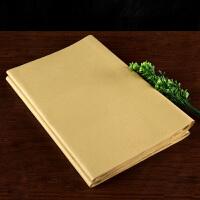 无格毛边纸米字格宣纸书法专用纸竹浆书法练习纸批发练毛笔字纸加厚手工元书纸半生半熟纸初学者专用