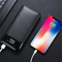 大容量充电宝20000毫安快充小米苹果8手机7华为通用6移动电源