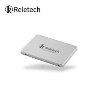 Reletech固态硬盘120g台式128g笔记本电脑Sata3接口2.5寸高速ssd