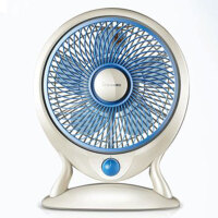 赛亿KYT25-5 学生宿舍床头换气 电风扇/台式转页扇/台扇/鸿运风扇