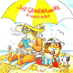 Just Grandma And Me (Little Critter) 和奶奶在一起 ISBN 9780307118936