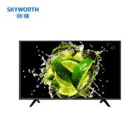 创维(SKYWORTH)40X6 40英寸10核窄边高清 人工智能 网络WIFI 卧室液晶平板电视机