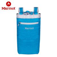 Marmot/土拨鼠新款高暴领双肩加衬背包28L户外运动登山背包 26490