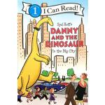 丹尼和恐龙系列 Danny and the Dinosaur in the Big City 英文原版绘本 汪培�E推荐