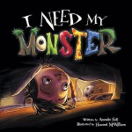 【预订】I Need My Monster
