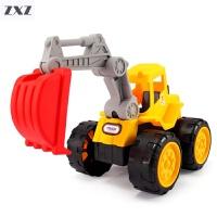 沙滩玩具车耐摔卡车大号挖掘机工程车铲车推土机翻斗汽车