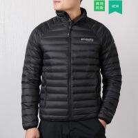 【现货】Columbia哥伦比亚男装外套 冬季新款户外休闲运动保暖舒适透气羽绒服WE0881