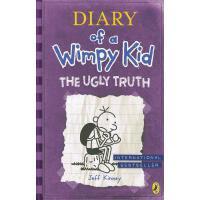 [现货]小屁孩日记第5册英文原版 The Ugly Truth 丑陋的真相 Diary of a Wimpy Kid