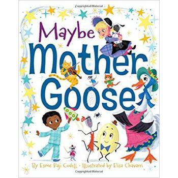 【预订】Maybe Mother Goose 9781481440363 美国库房发货,通常付款后3-5周到货!