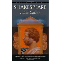 莎士比亚:凯撒大帝 英文原版 Julius Caesar William Shakespeare
