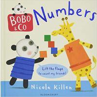 【预订】Bobo & Co. Numbers 9781408880029