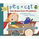 【预订】Peg + Cat: The Race Car Problem 9780763675585