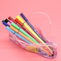 晨光水彩笔巴啦啦小魔仙手提袋儿童绘画水彩笔