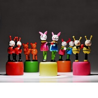 儿童创意长颈鹿跳舞解压地摊稀奇古怪小玩具批发好玩的礼物 均码