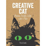 Creative Cat: Pattern, Doodle, Colour with a Muse 有创意的猫咪:有灵