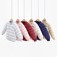 儿童羽绒男童内胆女童冬装外套宝宝棉衣婴儿加厚童装