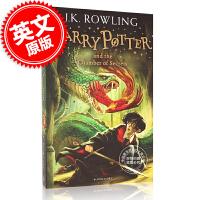 现货 英文原版 哈利波特与密室 Harry Potter and the Chamber of Secrets 哈利波特