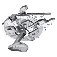 3D立体拼装金属模型星球大战宇宙飞船玩具