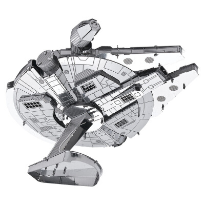 3D立体拼装金属模型星球大战宇宙飞船玩具  部分商品的分类选项是配件价格或定制定金,下单前请咨询客服,以客服介绍为准,否则无