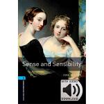 Oxford Bookworms Library: Level 5: Sense and Sensibility MP