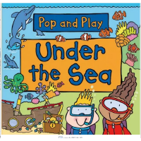 [现货]Pop and Play: Under the Sea