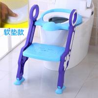 儿童坐便器马桶梯椅女宝宝小孩男孩座垫圈婴幼儿1-3-6岁大号尿盆